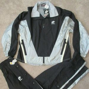 NEW OLD STOCK Vintage 90s LOTTO Tracksuit Track
